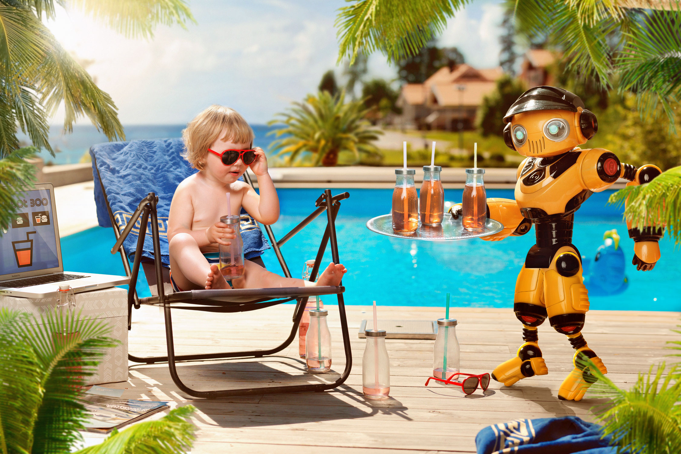 Advertising photography - Innotrixx / Hotelplus+